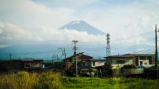 Гора Фудзи, Кавагутико, Япония